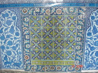 Iznik's finest tiles